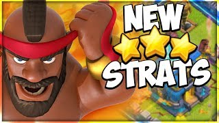 Hot New Way to 3 Star TH 12 with Hog Riders in Clash of Clans