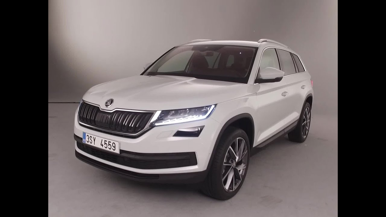 skoda l ve le voile sur son nouveau suv 7 places youtube