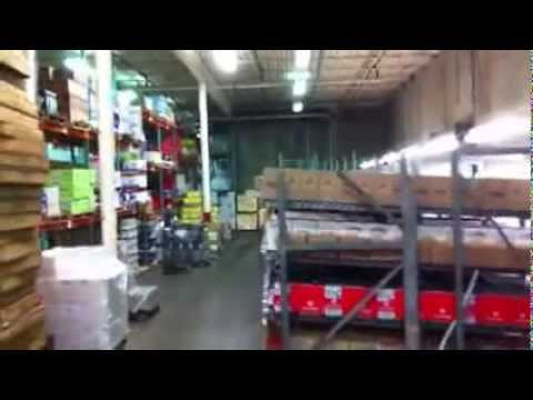 Filling a two case order.. - YouTube