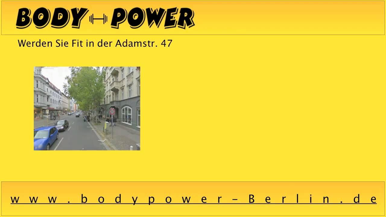 Fitnessshop Body Power in Berlin - Fitness- und Kampfsport-Experte ...
