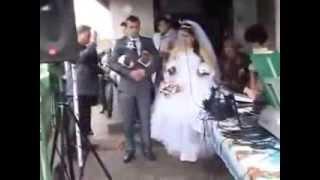 Облом на поьской свадьбе.