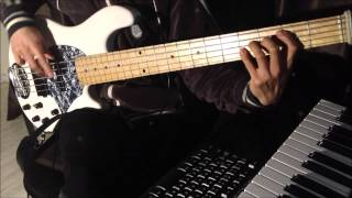 Video Dream Theater - Instrumedley [bass cover] download MP3, 3GP, MP4, WEBM, AVI, FLV November 2018