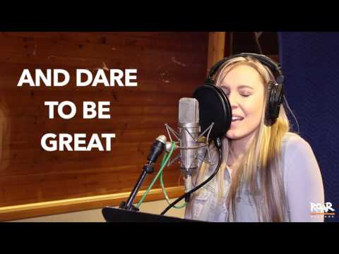 RISE - Elyse Saunders (Official Lyric Video)