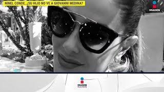 ¡Ninel Conde suspende las visitas de Giovanni Medina!   De Primera Mano
