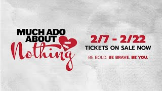 "Sneak Peek: ""Much Ado About Nothing"" at Booth Tarkington Civic Theatre"