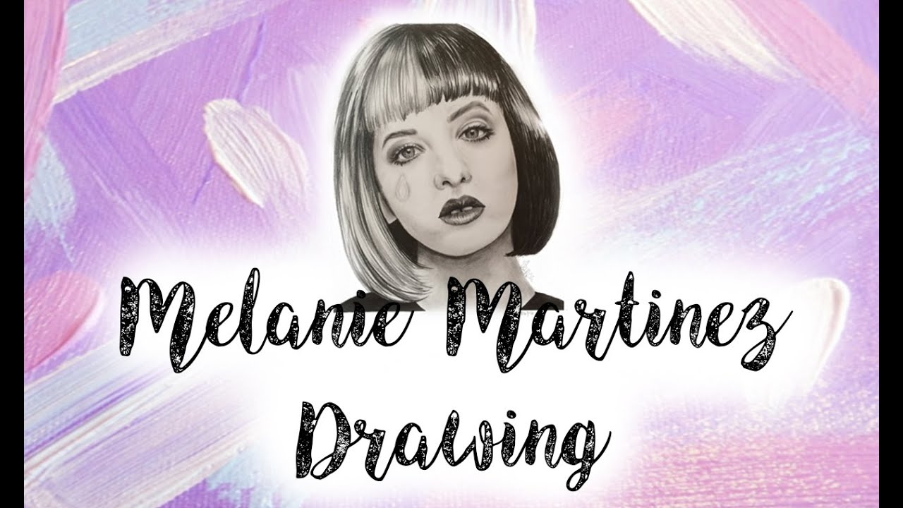 Melanie Martinez Drawing  How To Draw