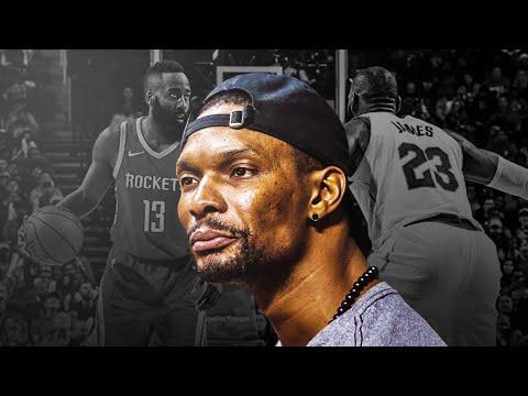 Chris Bosh STATES That Lebron James IS NOT The MVP!!
