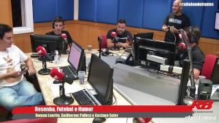 Resenha, Futebol e Humor - 02/10/2018