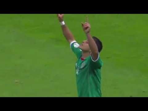 Los 47 goles de CHICHARITO con la seleccion mexicana .