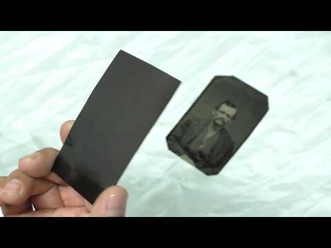 Antique Photographs And Photography - Identifying Daguerreotypes, Ambrotypes, And Tintypes