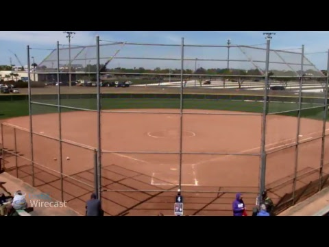 Penn State Altoona Softball vs. Rivier and Albion, 3-8-18