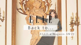 Advertisement | ELLE x Magazine - Back to ...