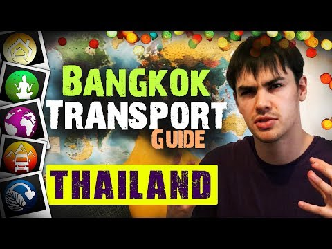 Your Transport Guide for Bangkok - THAILAND