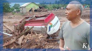 Dengarkan Suara Korban Banjir Bandang NTT Meminta Bantuan