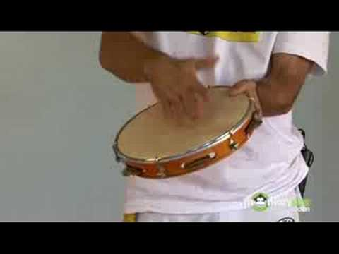 Capoeira - Instruments - Tambourine