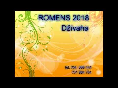 ROMENS PARDUBICE 2018 Dživa tuha madara.