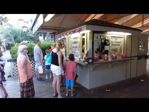 Hilton Head Island Coligny Plaza In Forest Beach