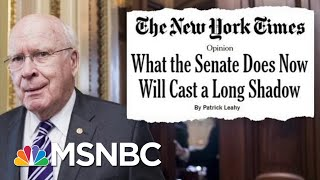 Dems Ramp Up Call For Impeachment Witnesses Following 'Explosive' Emails - Day That Was | MSNBC