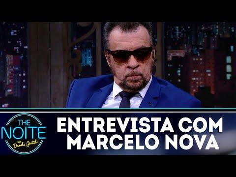 Entrevista com Marcelo Nova | The Noite (04/05/18)