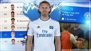FIFA 19: HUNT KOMPLETT ON FIRE 🔥 NEUER RECHTSVERTEIDIGER ?! 🤔 | HSV Karriere #3