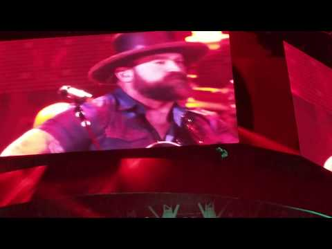 """2019 HLSR March 11 Zac Brown Band 1 - """"Someone i used to know"""" Mp3"""