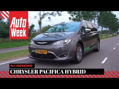 Chrysler Pacifica - AutoWeek Review - English subtitles