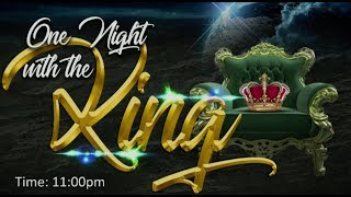 DAY 12: ONE NIGHT WITH THE KING PT.2  - JANUARY 18, 2019