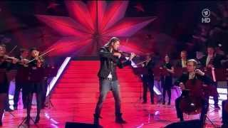 David Garrett, Brahms,Violin Concerto in D. Op 77. 3rd Movement.