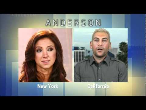 Sarah Jones on Anderson Cooper