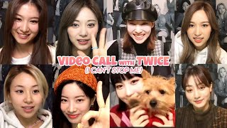 Download TWICE's 'I Can't Stop Me' Video Call Event (All Members)
