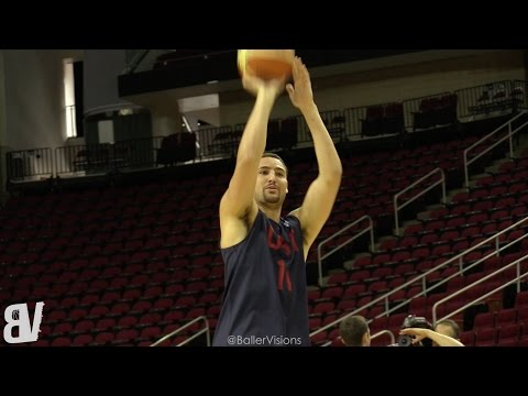 Team USA Full Practice in Houston | USA Basketball Practice at Toyota Center