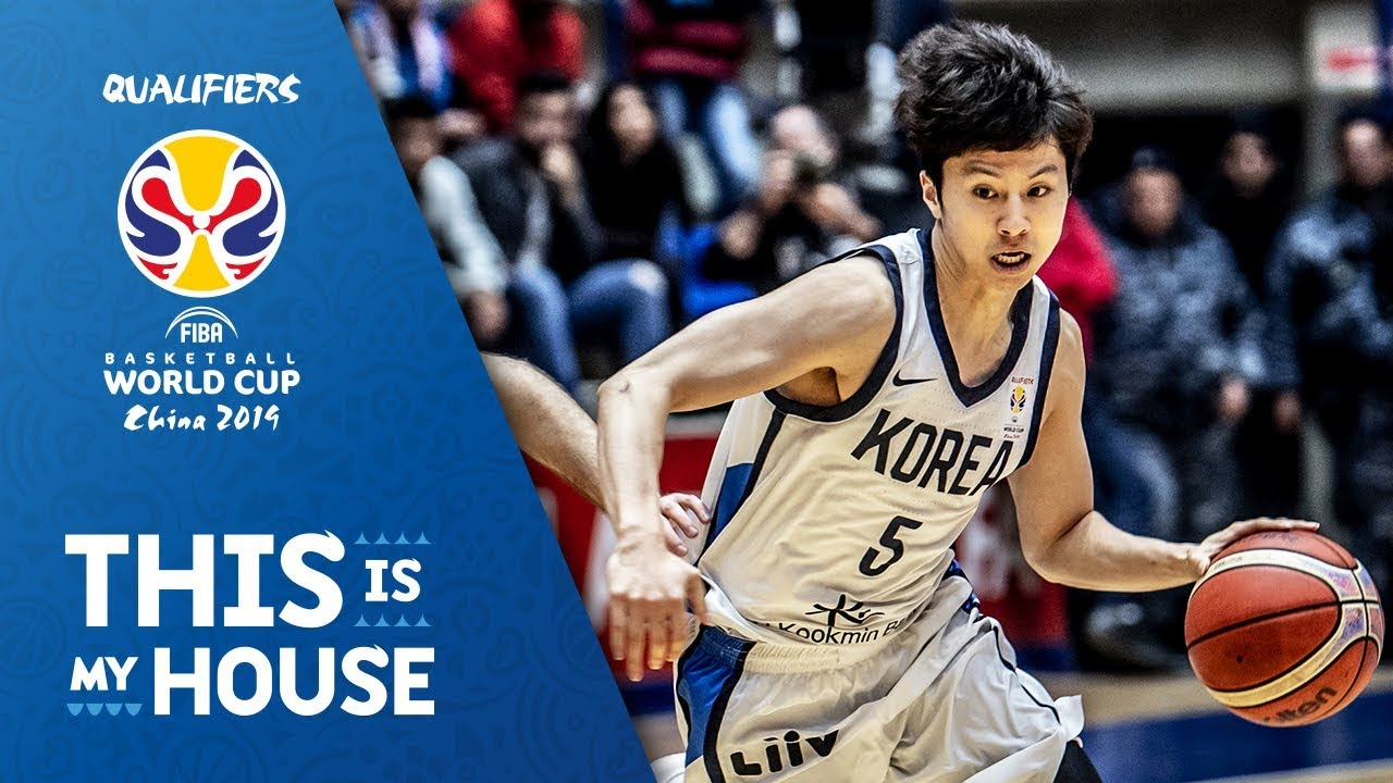 Korea's Best Plays of the FIBA Basketball World Cup 2019