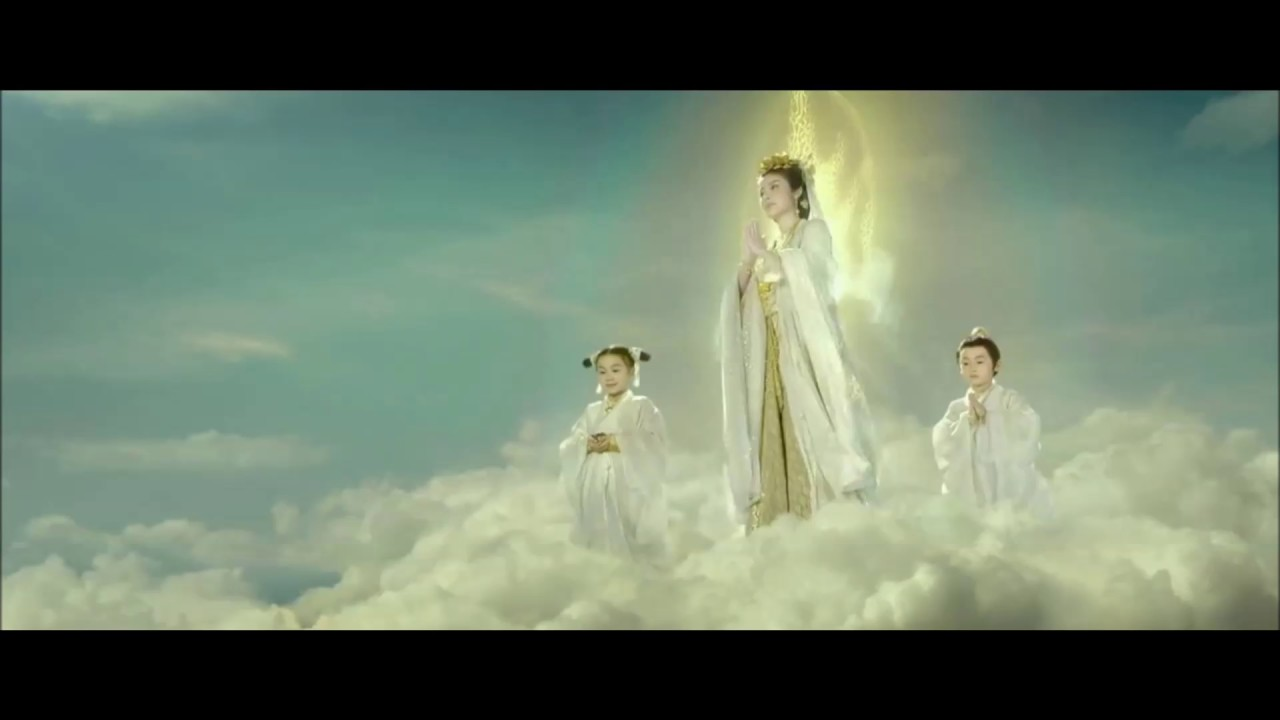 Guan Yin and the ten great protections of the Goddess of Mercy