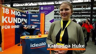 idealo @ E-Commerce Berlin Expo 2020