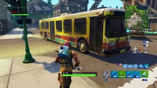 Fortnite tiro e épico
