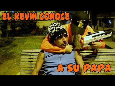 EL KEVIN CONOCE A SU VIEJO (EL BRAYAN) | BRYAN FLORES FT.LocoIORI