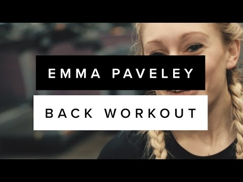 Girls Who Lift! | Back Workout with IFBB Pro Emma Paveley