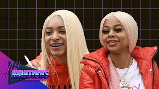 How Well Do Lil Brook & S3nsi Molly Know Each Other? | Artist Relations