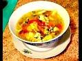 Вкусный суп из цветной капусты с курицей - рецепт