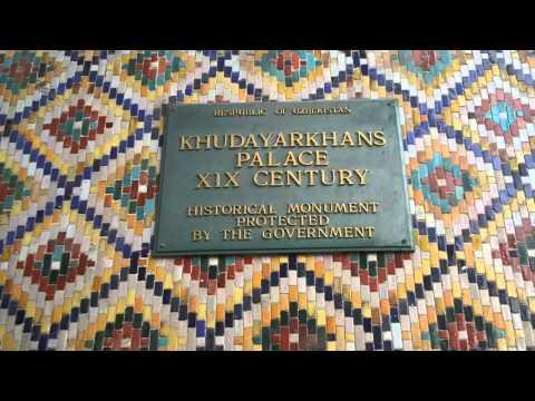 Raw Silk: Uzbekistan Travels Part XIX: Qo'qon