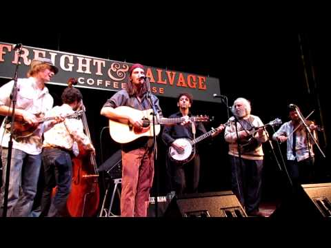 The Deadly Gentlemen feat David Grisman Dead Flowers at The Freight and Salvage Berkeley 22613