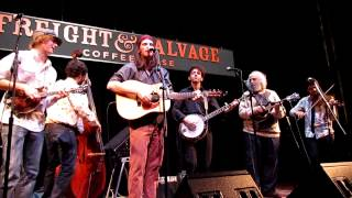 "The Deadly Gentlemen feat David Grisman- ""Dead Flowers"" at The Freight and Salvage Berkeley 2.26.13"