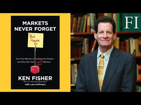 Ken Fisher's 2011 Book: Markets Never Forget | Fisher Investments