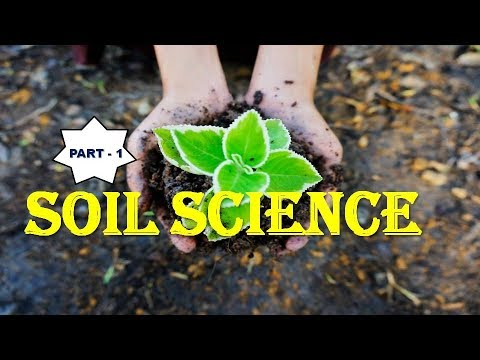 SOIL SCIENCE PART   1  VERY IMPORTANT MCQ FOR ALL AGRICULTURAL GOVT. & ENTRANCE EXAMS