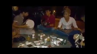 Nhạc Chế Gõ Po và Guitar - Sự Trỗi Dậy của - Hai Lúa ( Phần -1 )