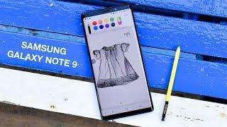 Đánh giá chi tiết Galaxy Note9: tưởng chán mà không chán