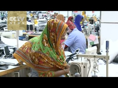 Chinese company in Bangladesh: Major textiles factory offers opportunities to locals