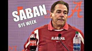 Alabama Crimson Tide Football: Nick Saban's talks fame of Tua Tagovailoa and early take on LSU