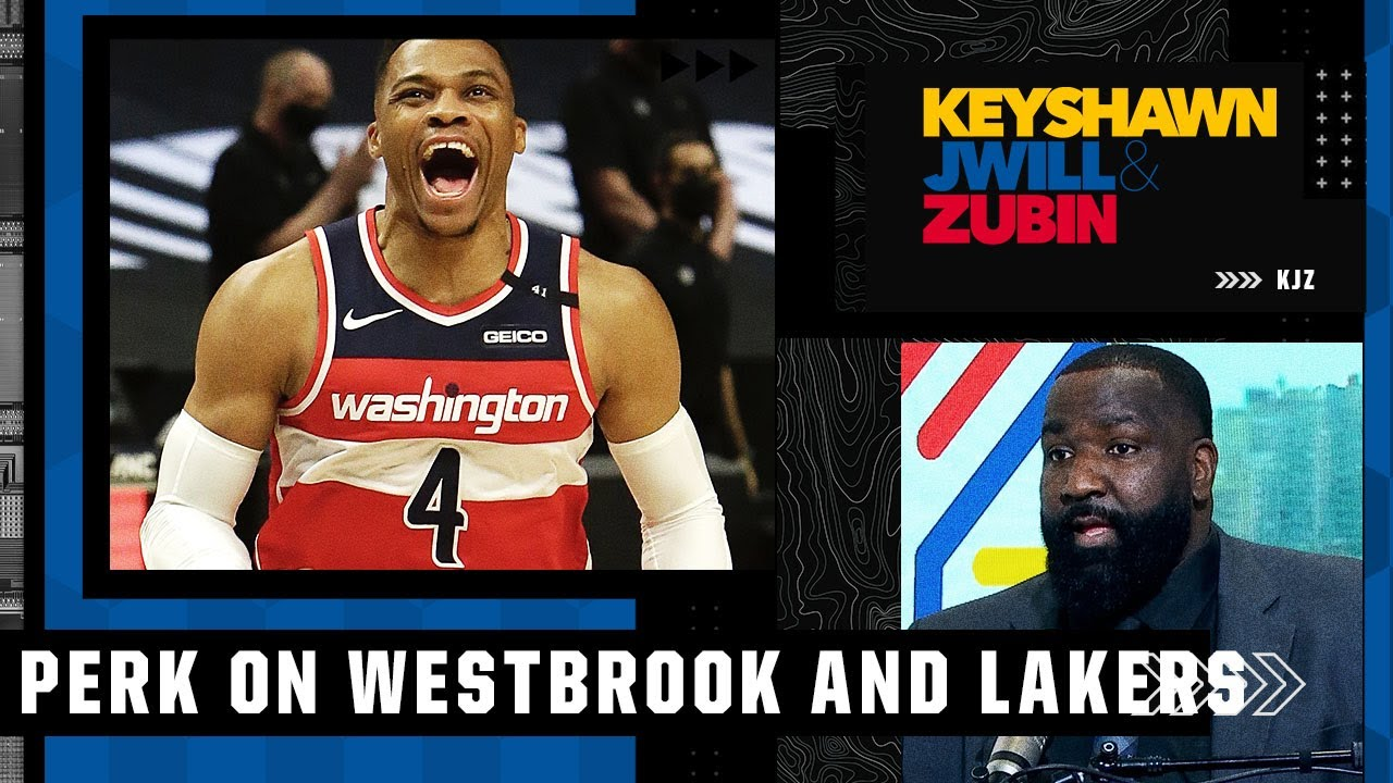 Father time is not catching Russell Westbrook anytime soon – Kendrick Perkins | KJZ