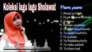 Koleksi lagu lagu Sholawat Cover pum pum sing smule karaoke